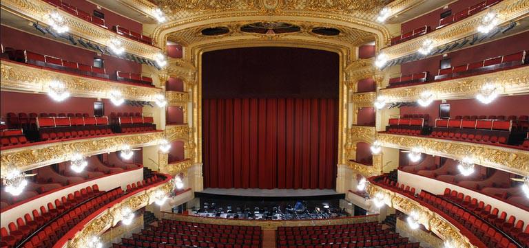 Promoció pel Gran Teatre del Liceu