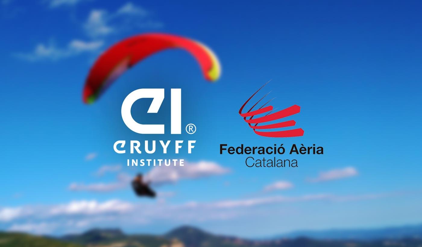 Conveni amb Johan Cruyff Institute