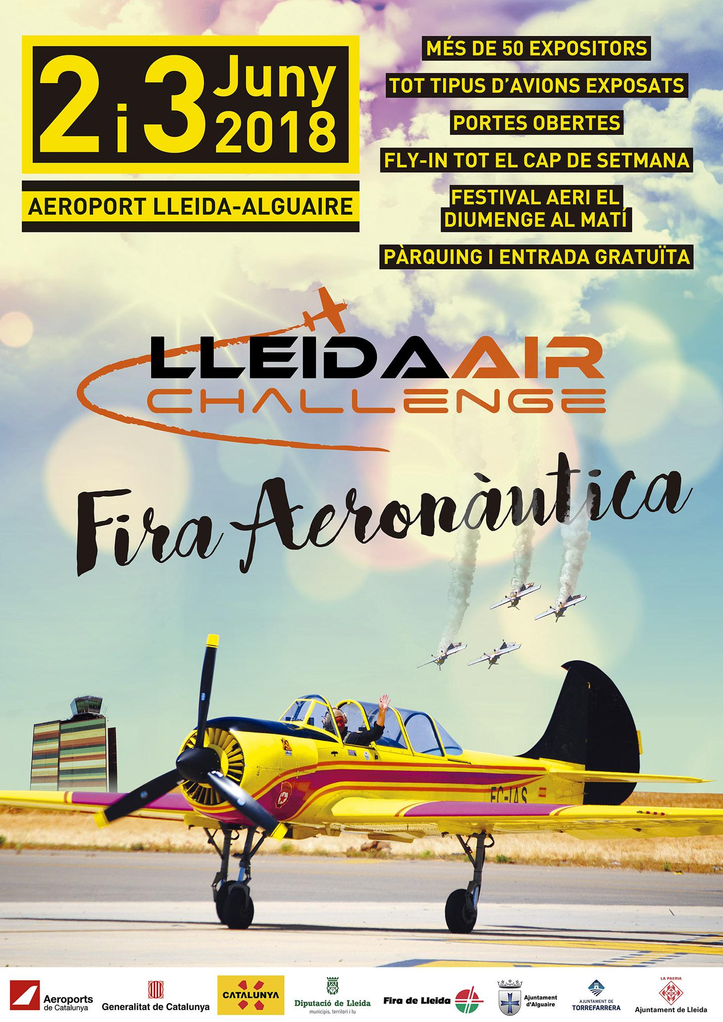 Lleida Air Challenge 2018