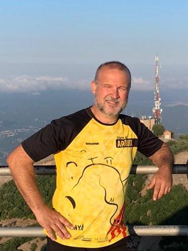 """Adeu Joan Giraut """"Ninu""""!! Aquest passat dimarts vas fer el teu darrer vol, el més alt i llunyà!! Et trobarem molt a faltar.."""