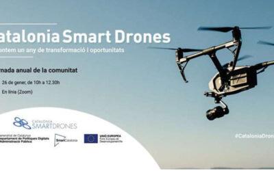 JORNADA ANUAL CATALONIA SMART DRONES